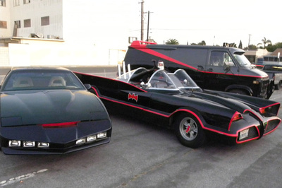 Star Car Central Star Car Central Famous Movie And Tv Cars